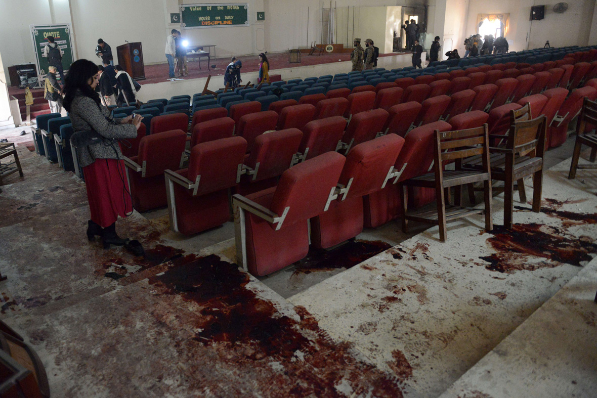 peshawar school aftermath