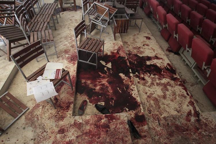 Peshawar school siege