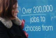 UK jobs market