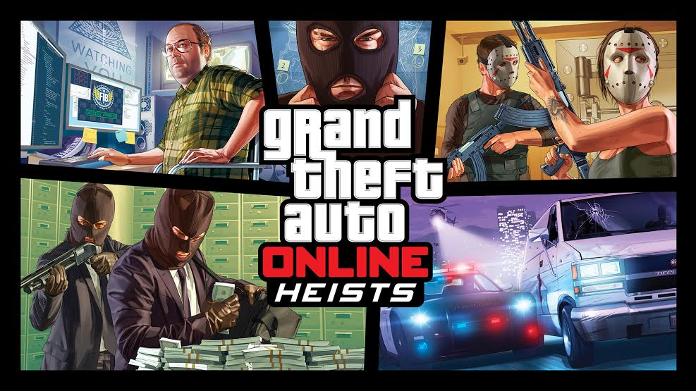 GTA 5 Online Heists DLC: Prison Break mission finale and emergency vehicles - Hydra, modded cars and more