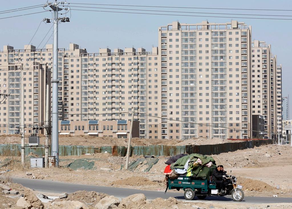 Beijing Residential Real Estate Construction
