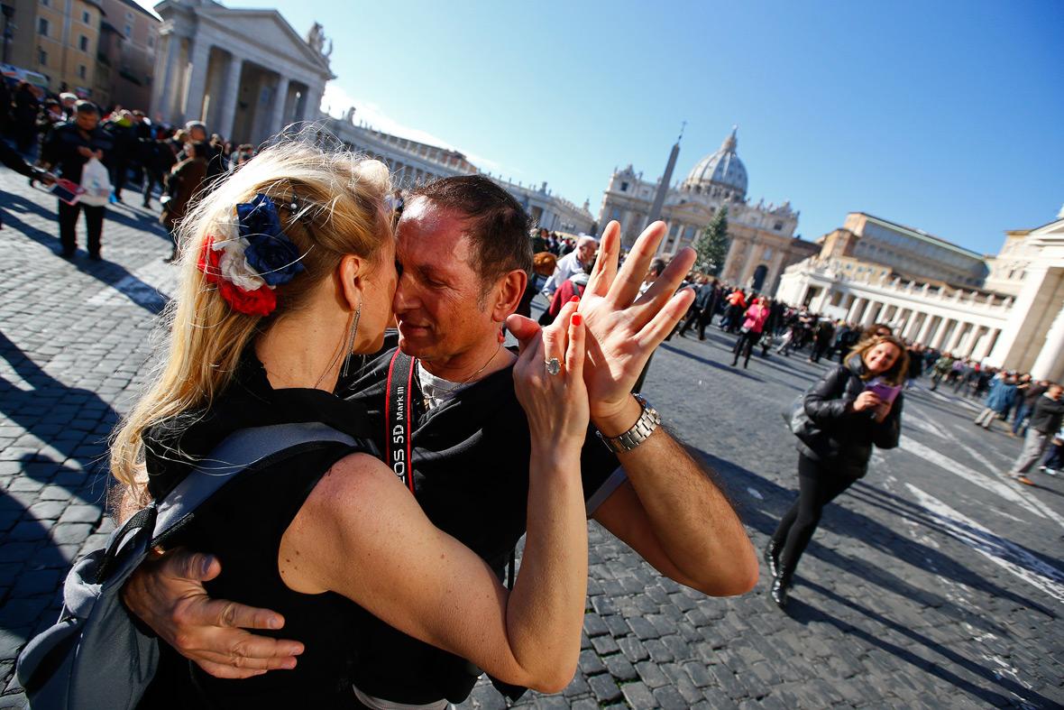 pope tango