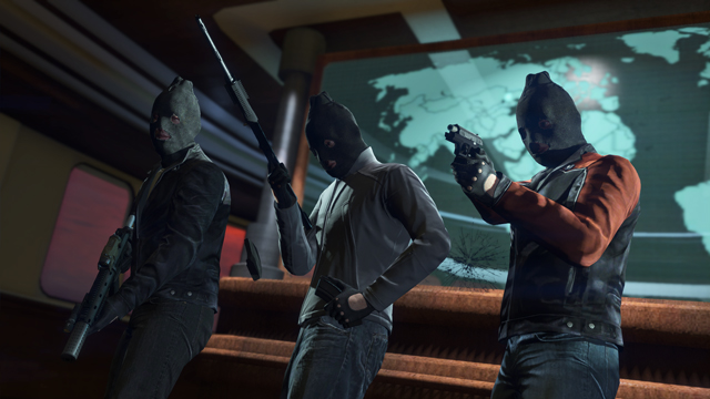 GTA 5 Online Rockstar QnA: Heists DLC coming in early 2015