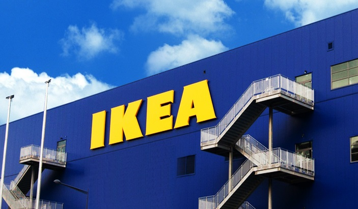 IKEA's first Korean store