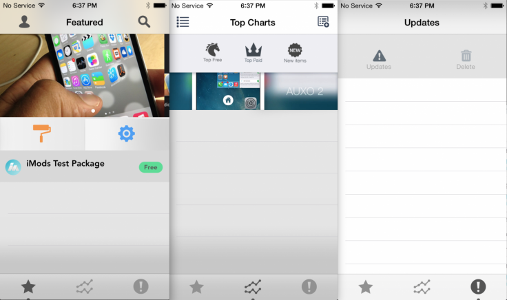 iMods: Cydia alternative jailbreak store for iPhone and iPad, demoed on video