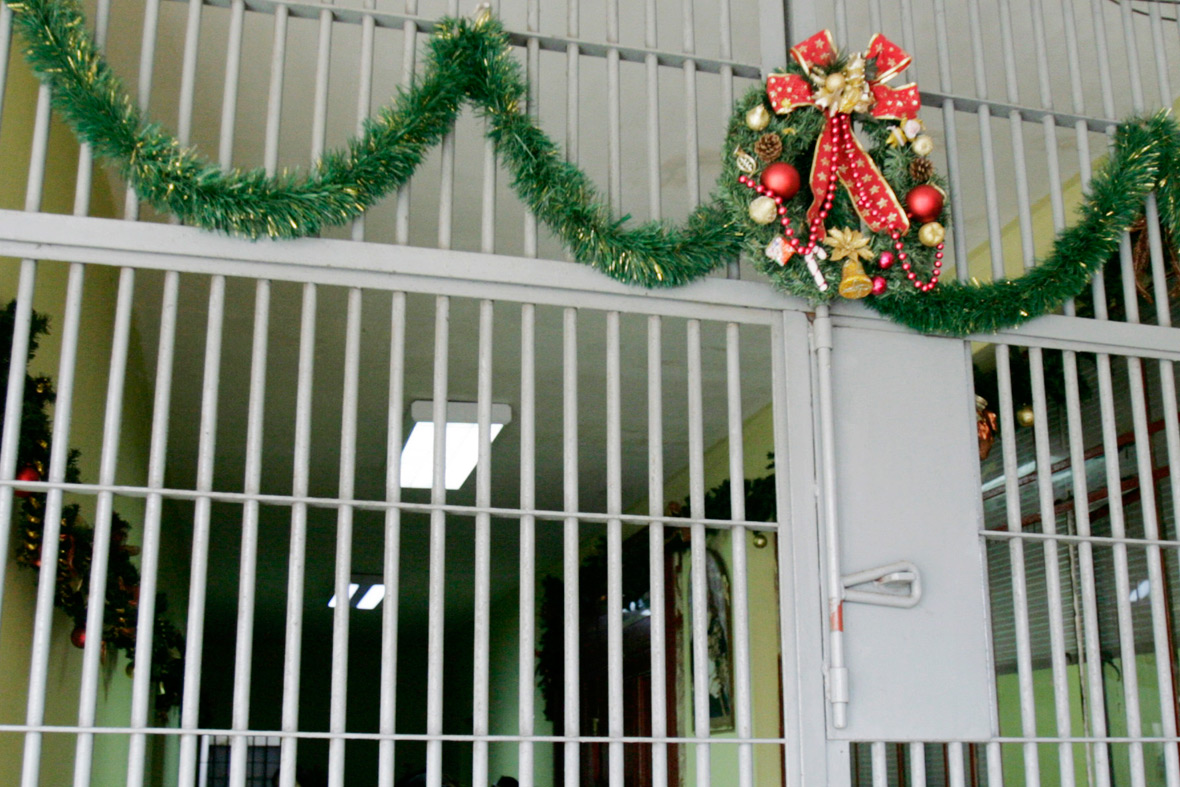 christmas in prison