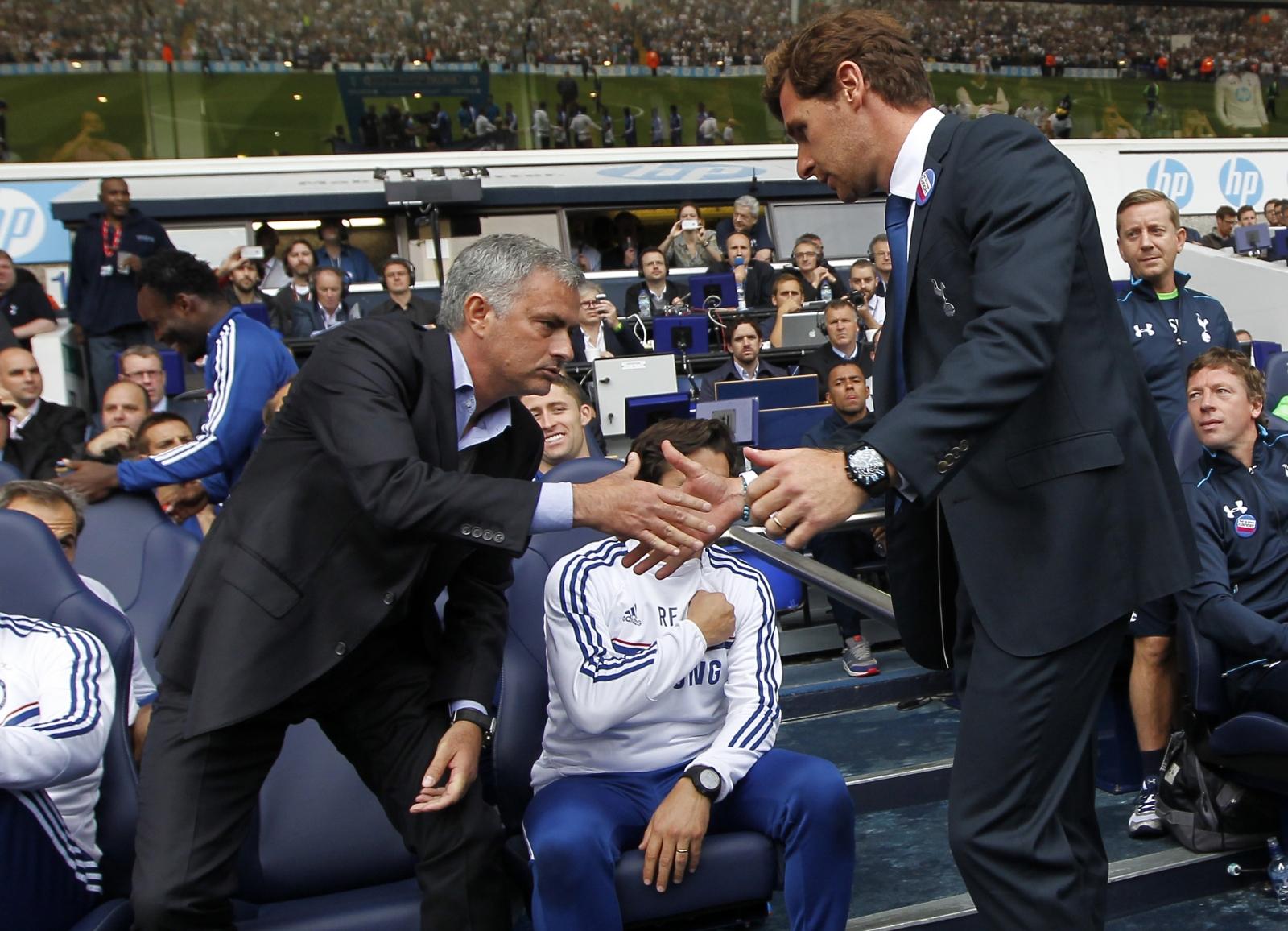 Mourinho and Villas-Boas
