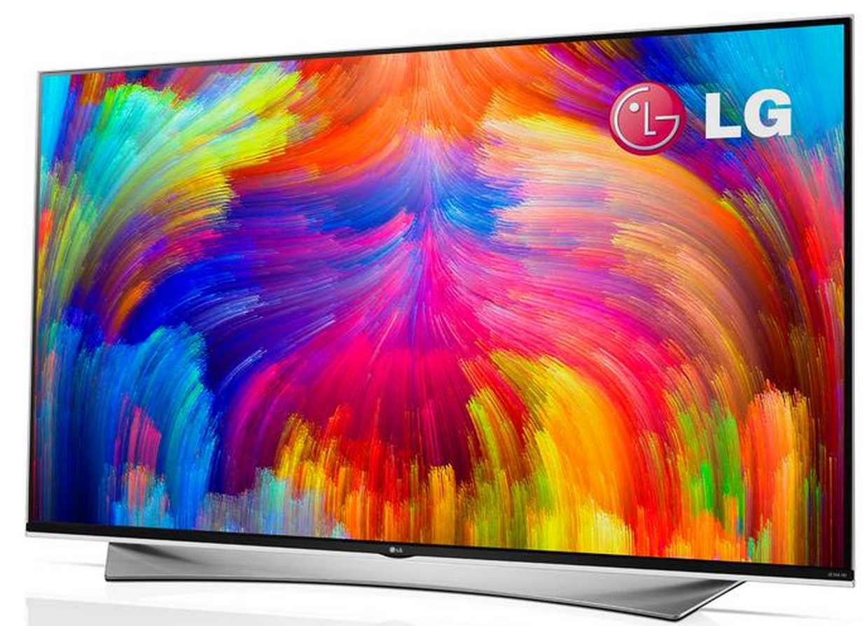 LG Quantum Dot TV