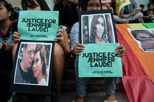 Jennifer Laude murder trial