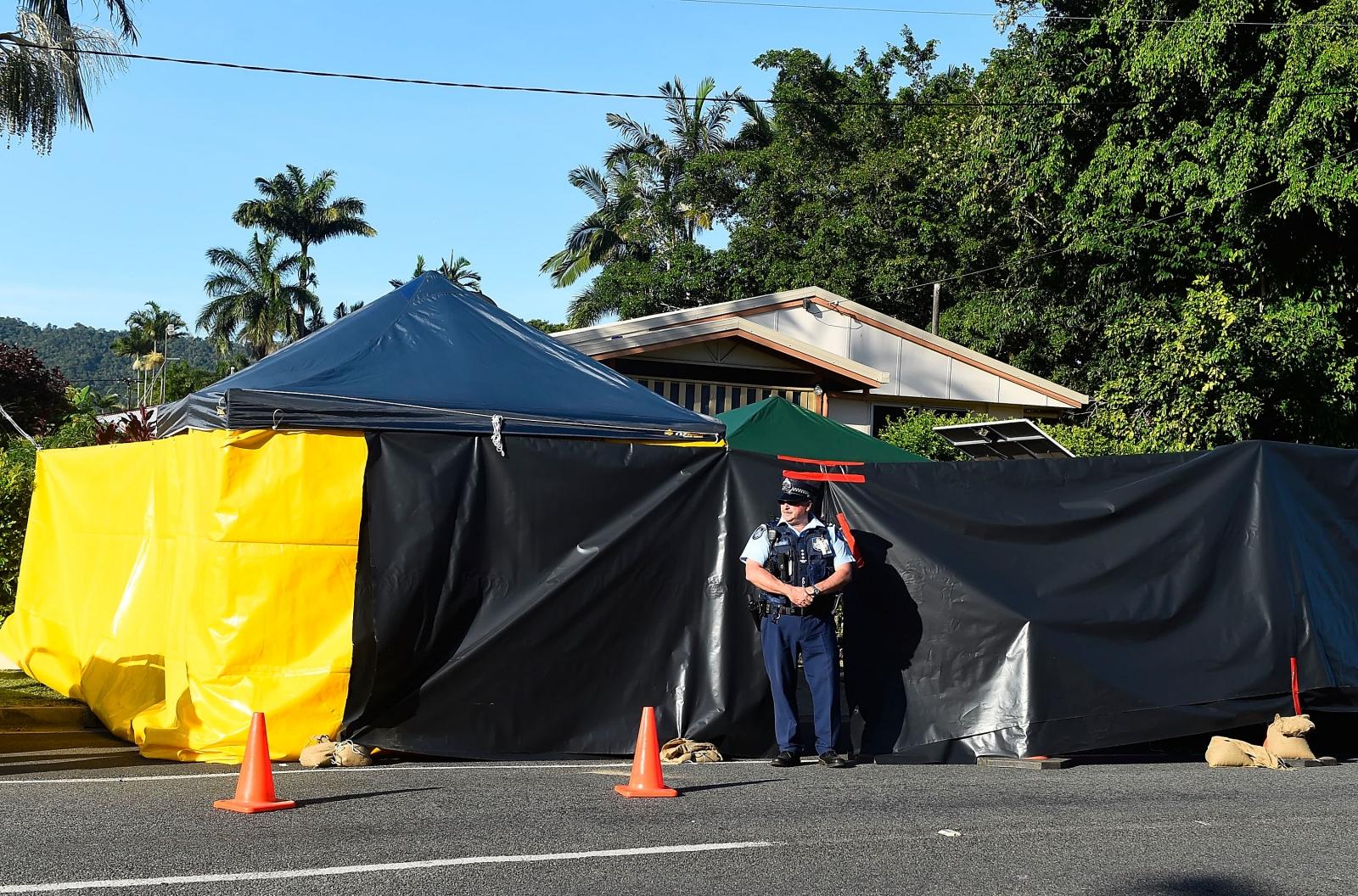 Cairns Stabbing 8 Children killed