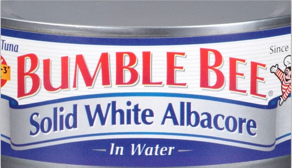 Bumble Bee Seafoods Tuna Tin