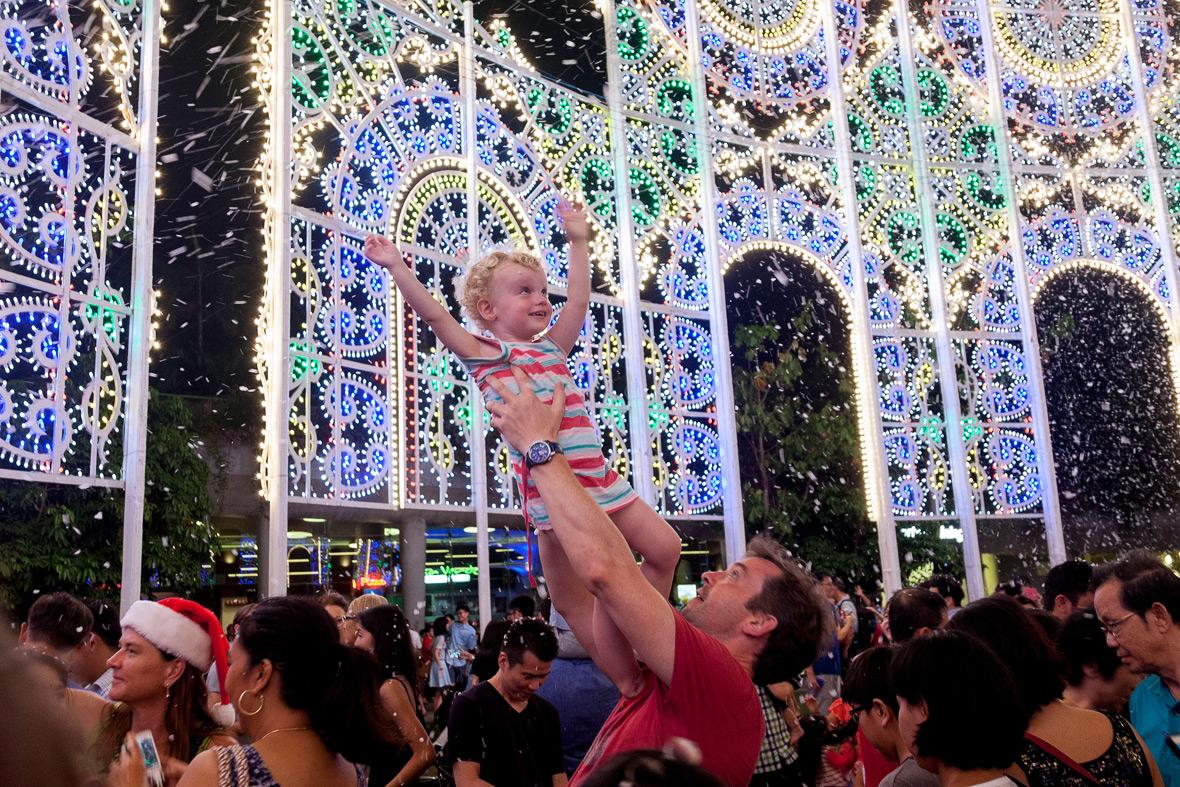 christmas singapore