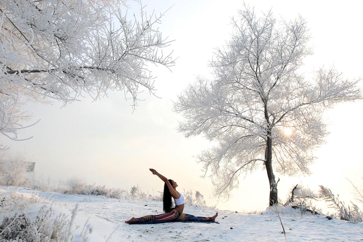 snow yogo
