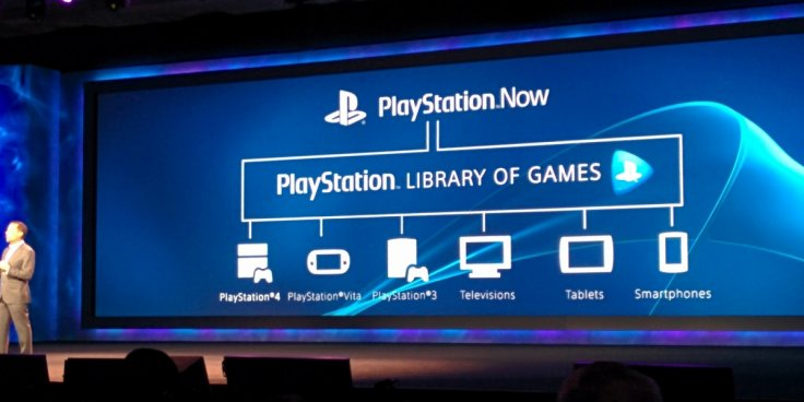 Sony PlayStation Now 2015