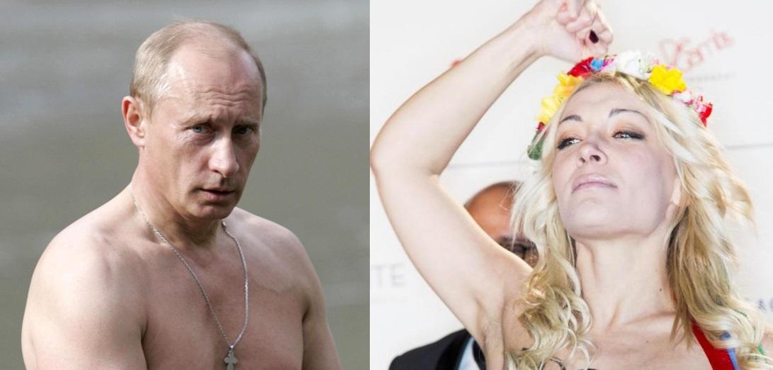 Putin Shevchenko