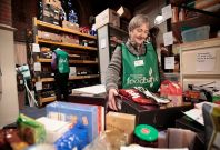 Food banks: The struggle to feed Britain