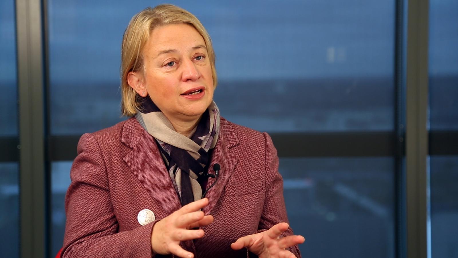 Natalie Bennett: Green Party can break British politics wide open in 2015