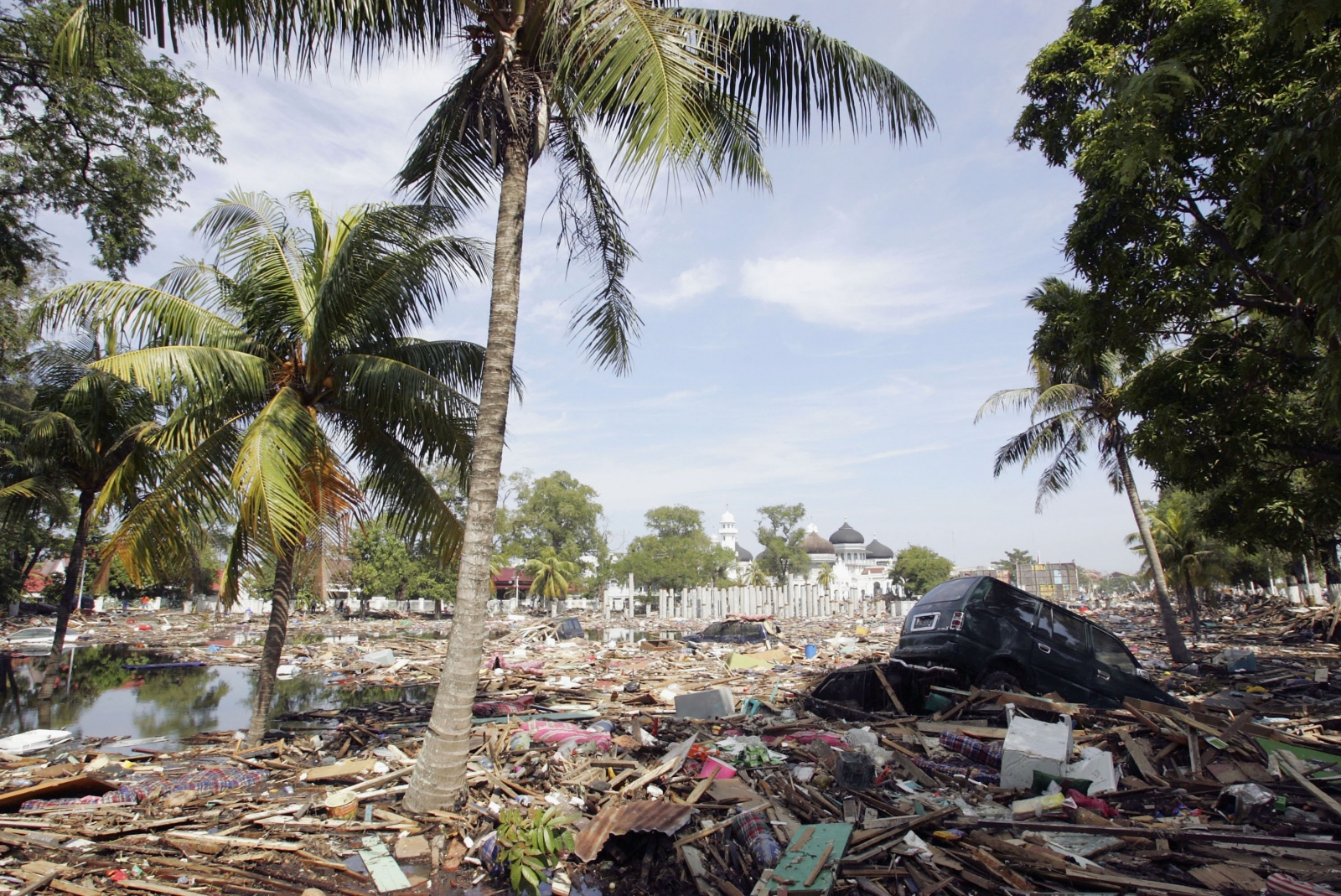 ocean disaster On this day, ten years ago, a magnitude 91 earthquake struck beneath the indian  ocean near indonesia, generating a massive tsunami that.