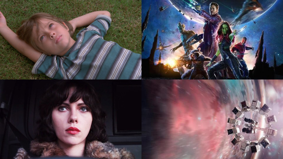 Boyhood, Guardians of the Galaxy, Interstellar: The best films of 2014