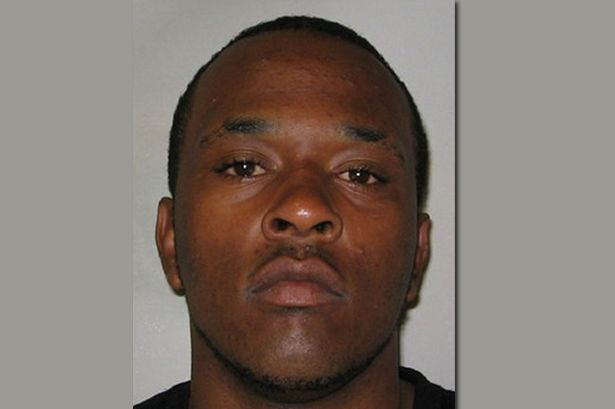 Jordan Francois, re-arrested this morning (Handout)