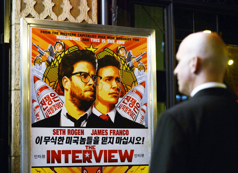 The Interview - Sony Pictures films