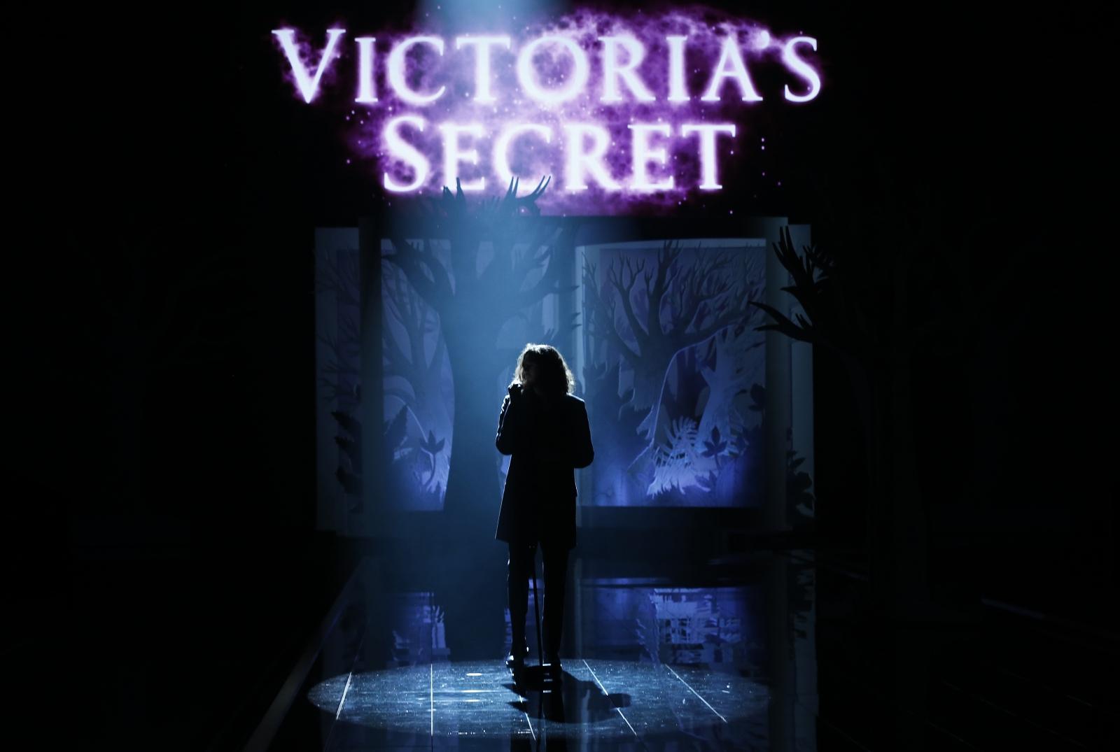 Victoria's Secret fashion show used underwear for sale