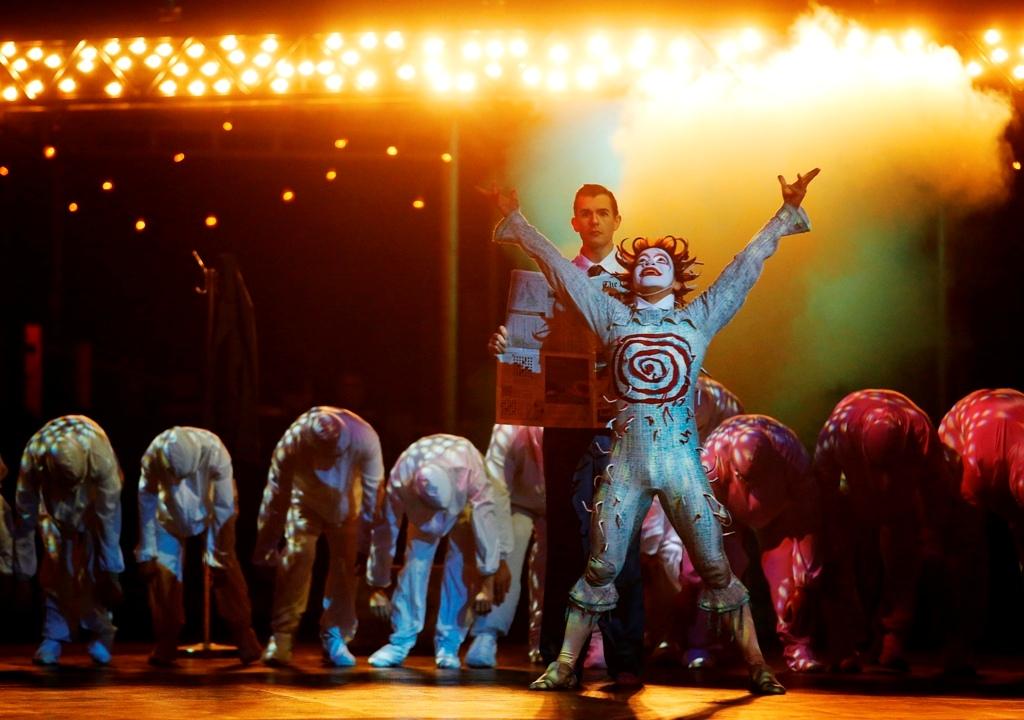 Cirque du Soleil Show