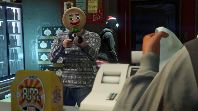 GTA 5 Christmas DLC update: New DLC cars, snowball fights and ...