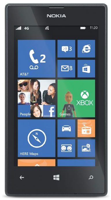 Microsoft Lumia 520 GoPhone now available to buy at just $20 without contract