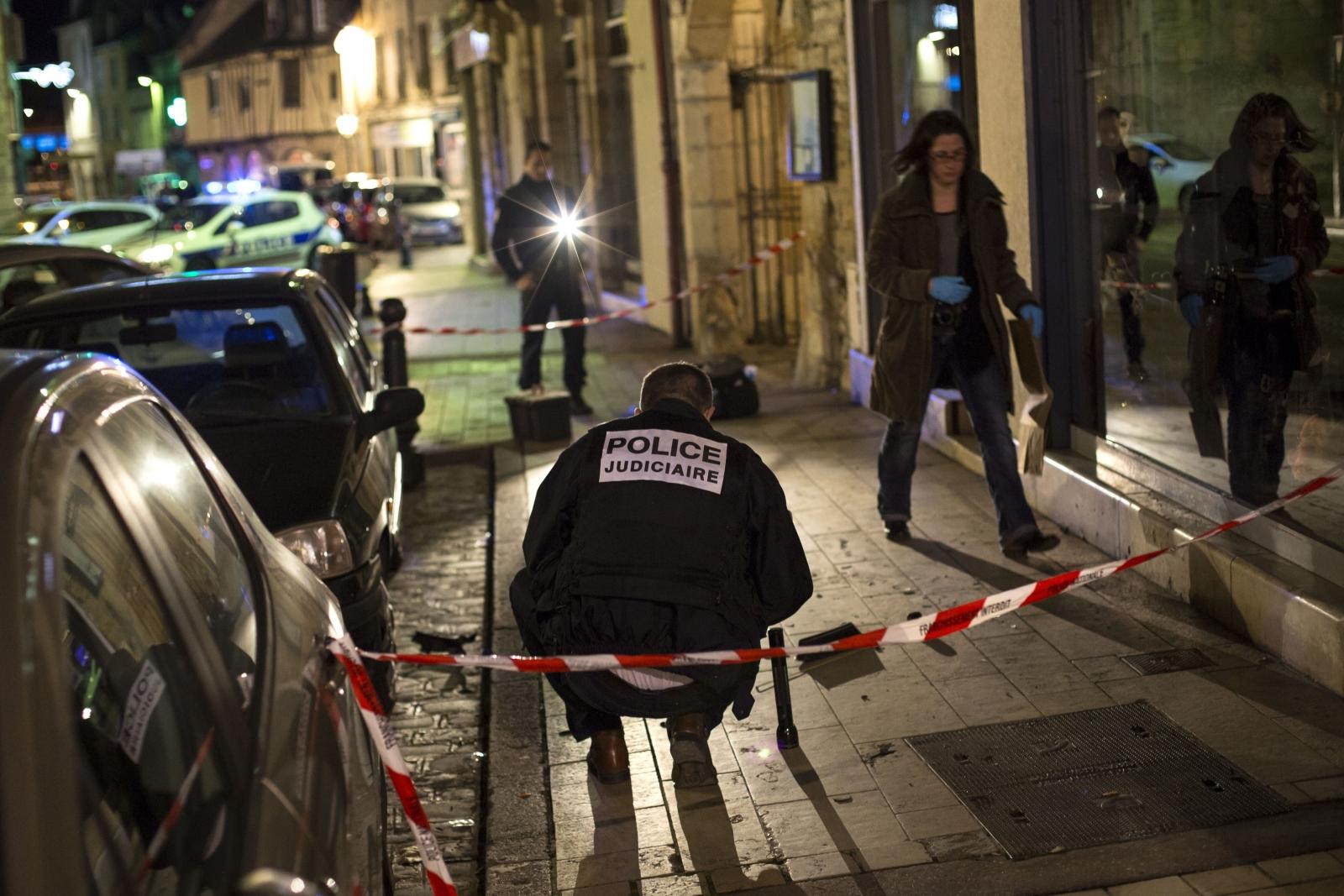 Dijon Attack France Islamist terror