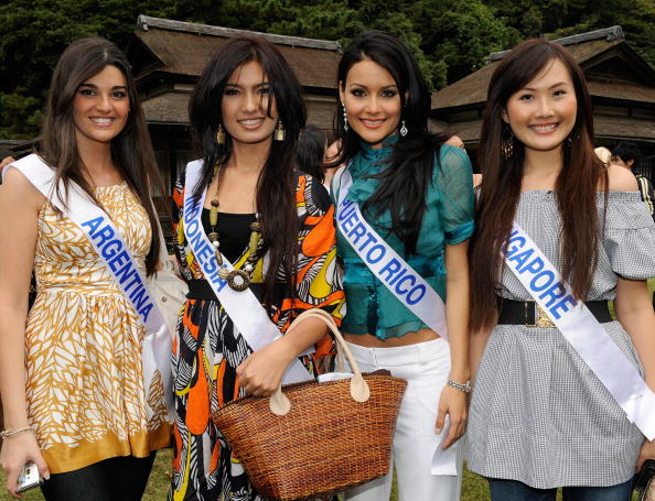 Beauty contest Argentina