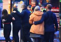 "Glasgow lorry crash witness describes scene ""like from a horror movie\"" amid Christmas shopping canarge"