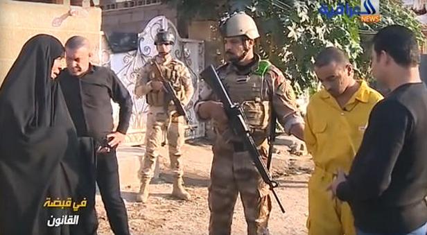 Iraq TV show