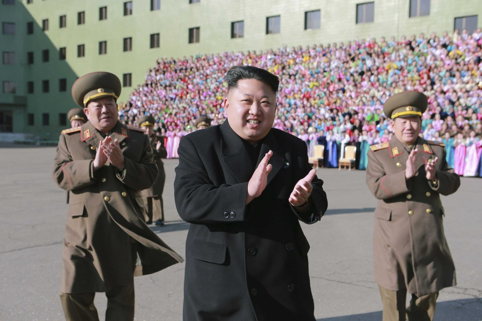 North Korea's internet back online after massive cyber outage
