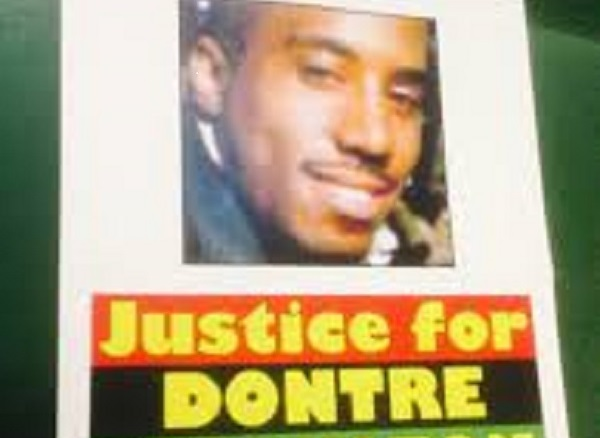 Protests following Dontre Hamilton's shooting by police in Milwaukee