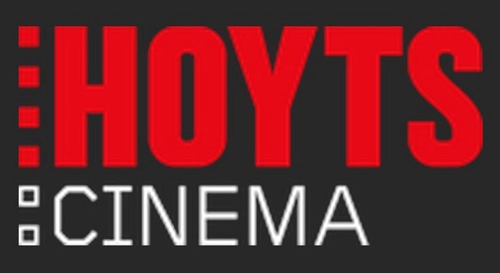 Hoyts Cinema logo.