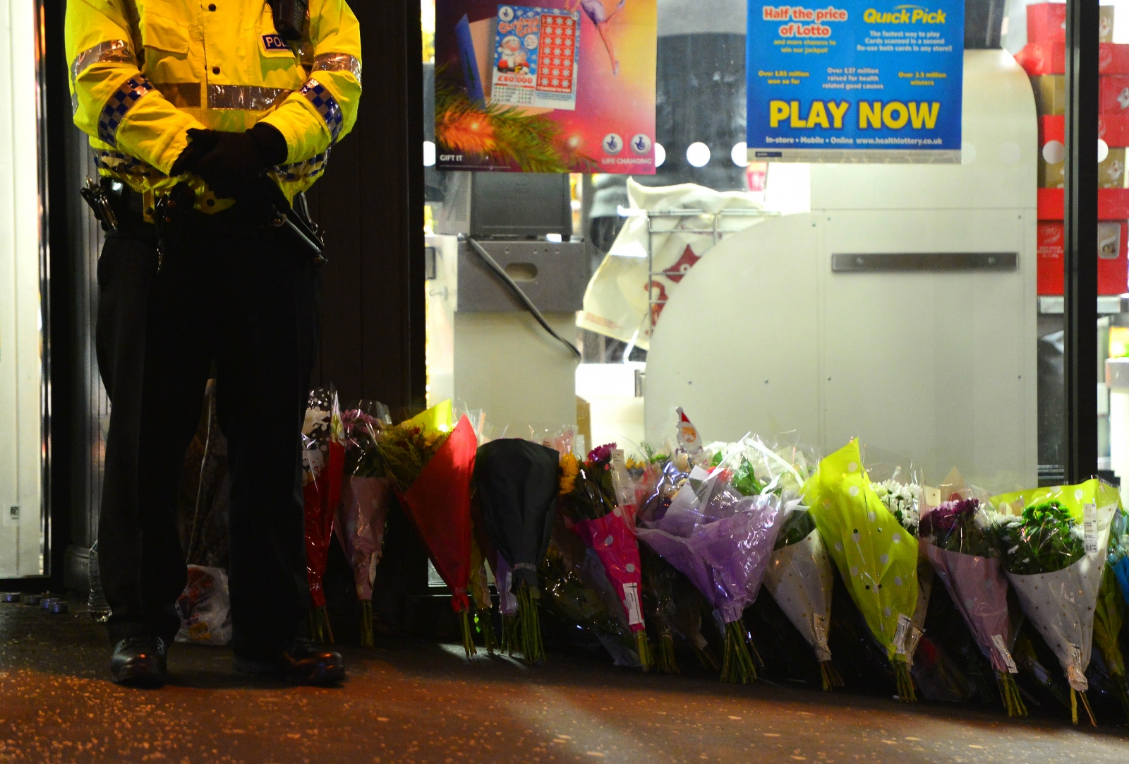 Three members of the same family feared dead in Glasgow bin lorry crash