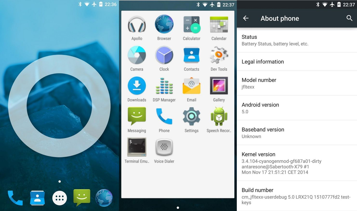 Update Galaxy S4 I9505 (Snapdragon 600) to Android 5 0 2 with