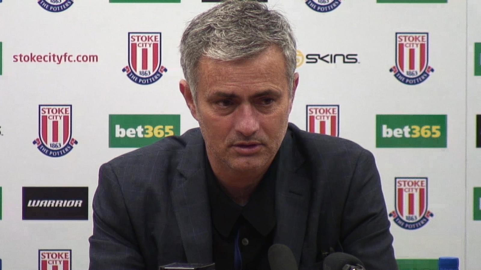 Jose Mourinho: Hazard was fantastic against Stoke