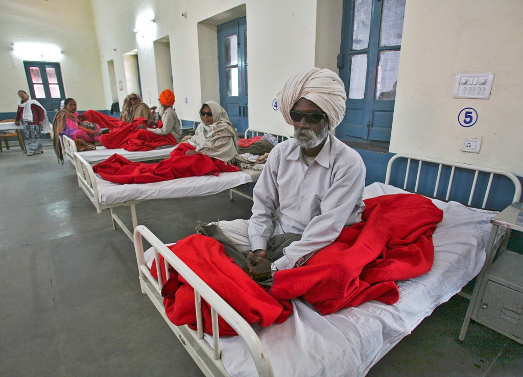 India Government Hospital