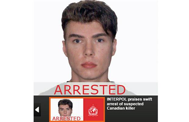 Luka Magnotta received a life sentence for killing and dismembering his Chinese lover, Jun Lin.