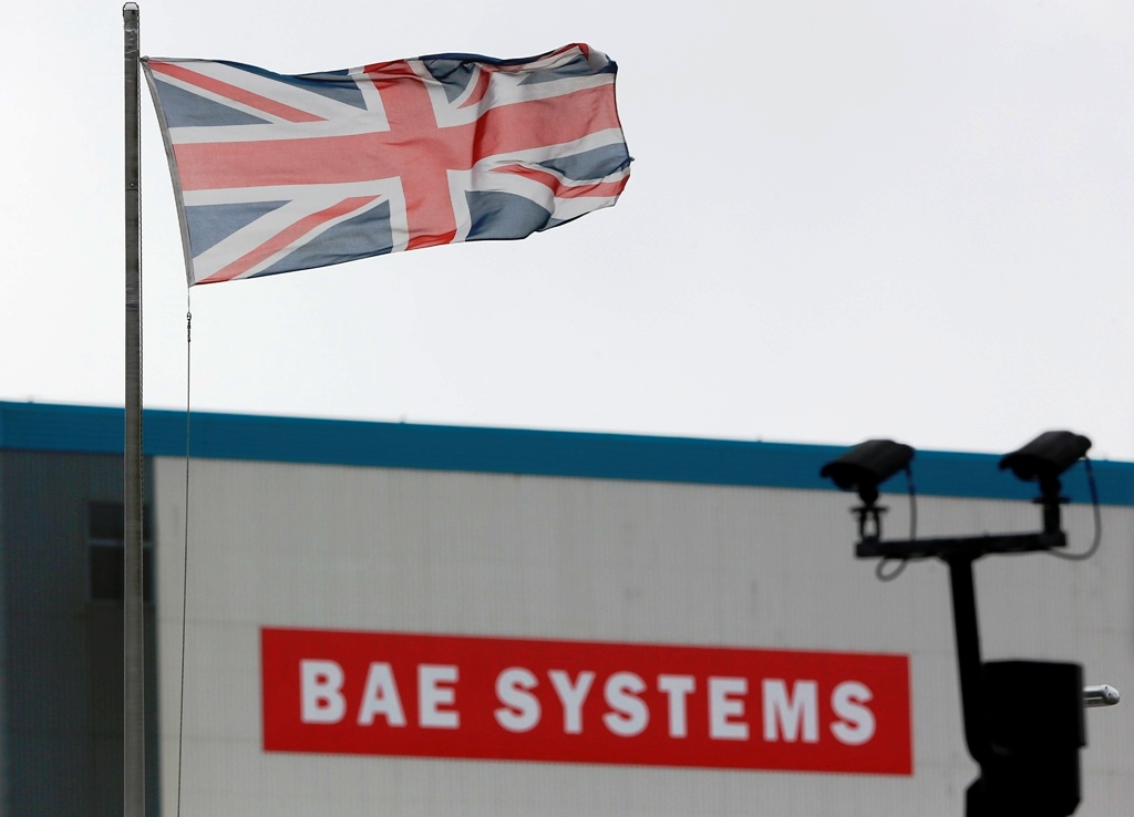 BAE bags US Army contract worth up to $1.2bn for armoured vehicles