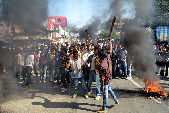 assam bodo militants attack