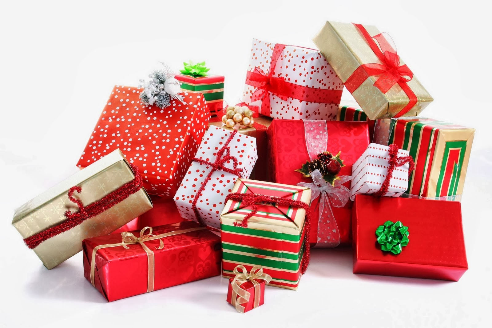 Where unwanted christmas gifts go