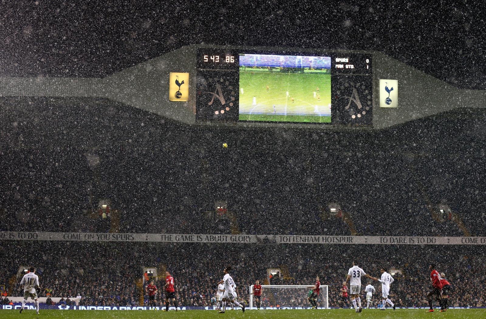 Premier League festive fixtures