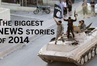 The biggest news stories of 2014