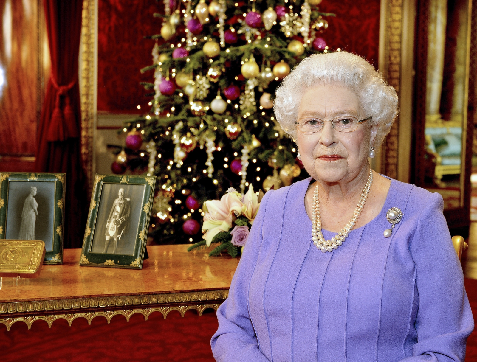Queen's Christmas Day message
