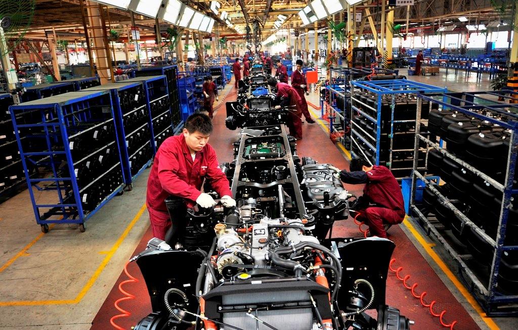 Automotive Factory China
