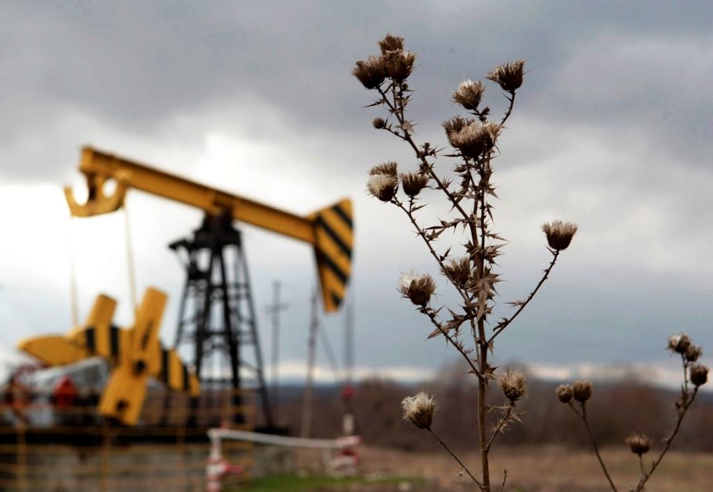 Rosneft Oil Pump, Krasnodar Region, Russia
