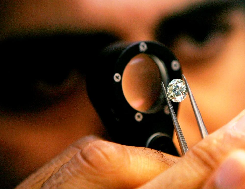 India Diamond Industry